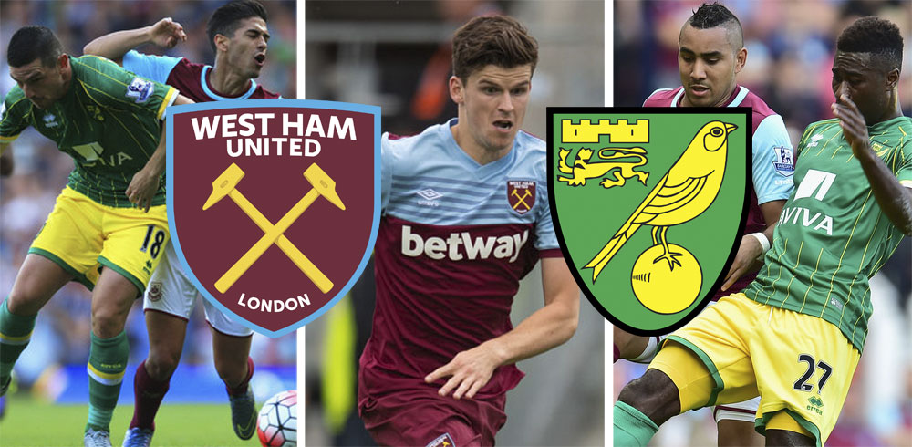 Who Will Cut The Mustard In West Ham Versus NorwichGoalfest?