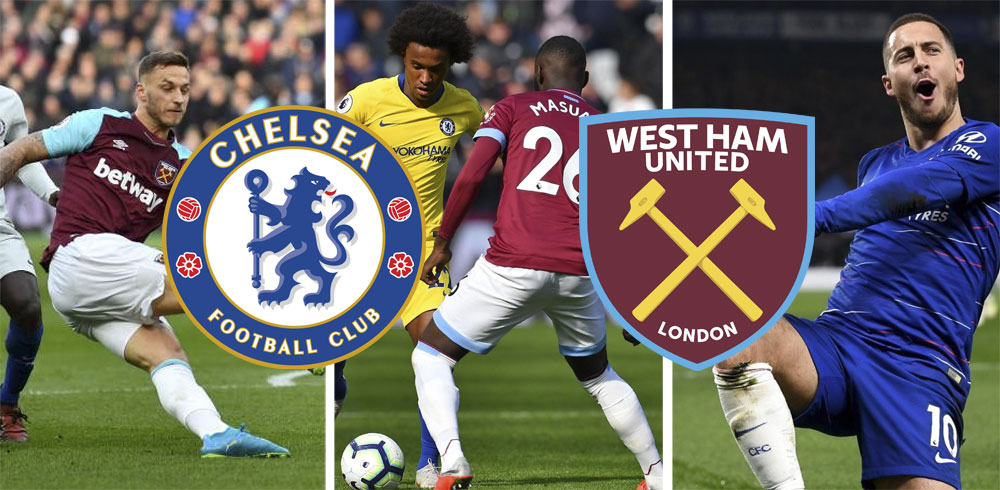 Manuel's Labours: Pellegrini And West Ham Certain To Be Singing The Blues After Stamford Bridge Showdown