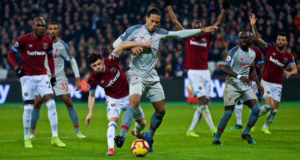 Record-Breaking Liverpool visit the London Stadium to face West Ham as Premexit is now a serious worry for the home team