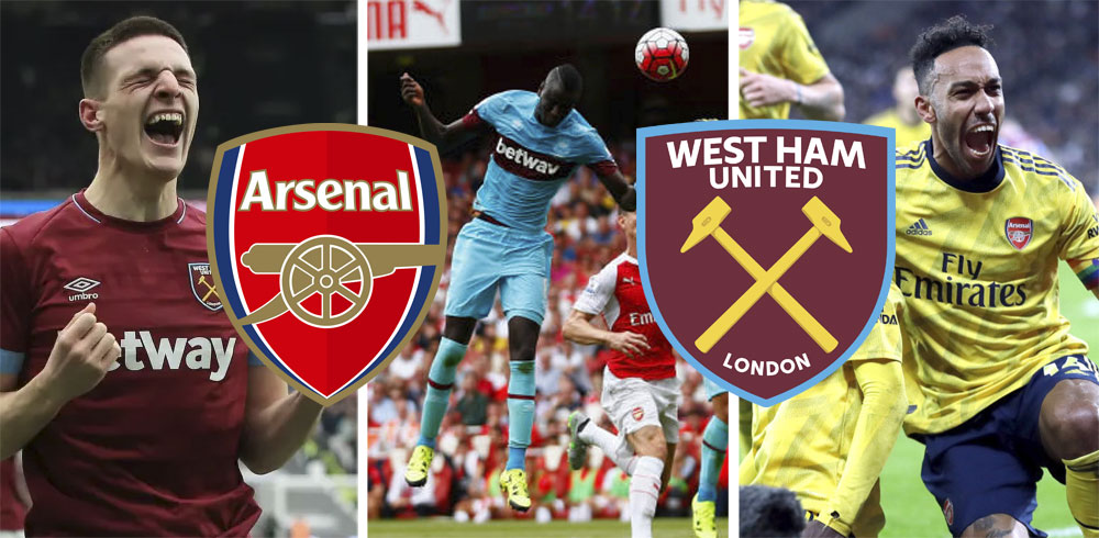 We're Gunner Score One More Than You. West Ham Look To Maintain Momentum By Outscoring Arsenal In Saturday's Derby Game
