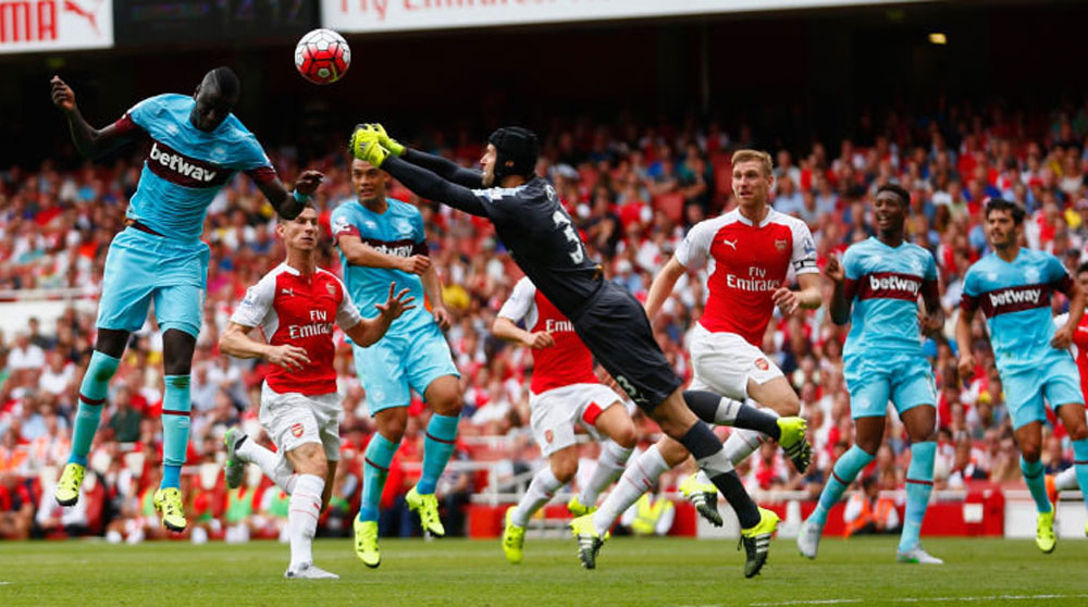 West Ham visit the Emirates Stadium – what chance of a repeat of 2015 with a 2-0 awaywin?