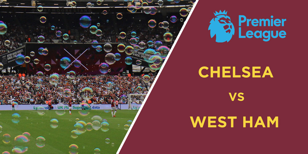 Tell Me Why, I Don't Like Monday Night Matches: Hammers Head West ToChelsea
