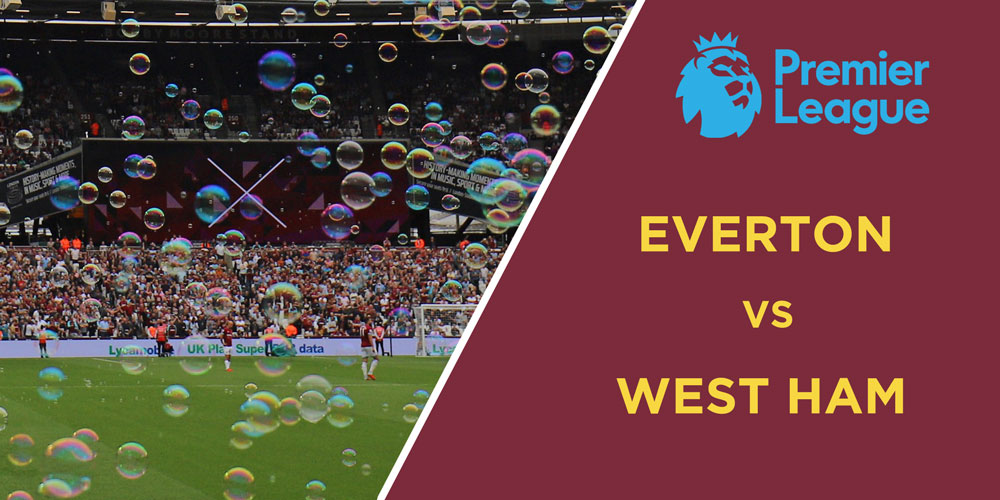 West Ham and Everton Go First Footying Into2021