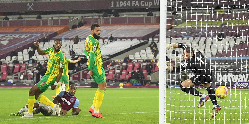 Qualification for Europe is within West Ham's grasptonight