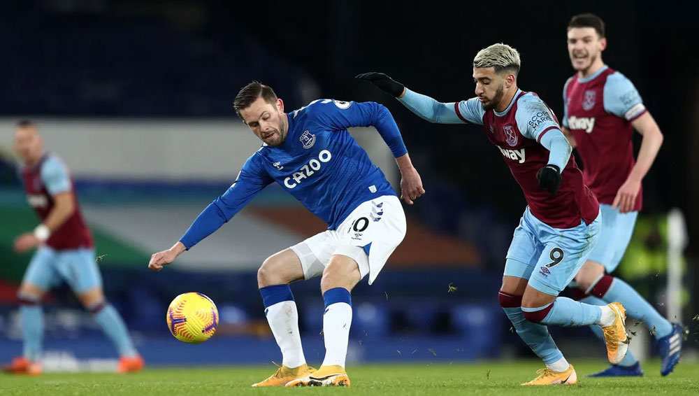 West Ham: Four wins might do it: Beginning with Sticky ToffeeFixture