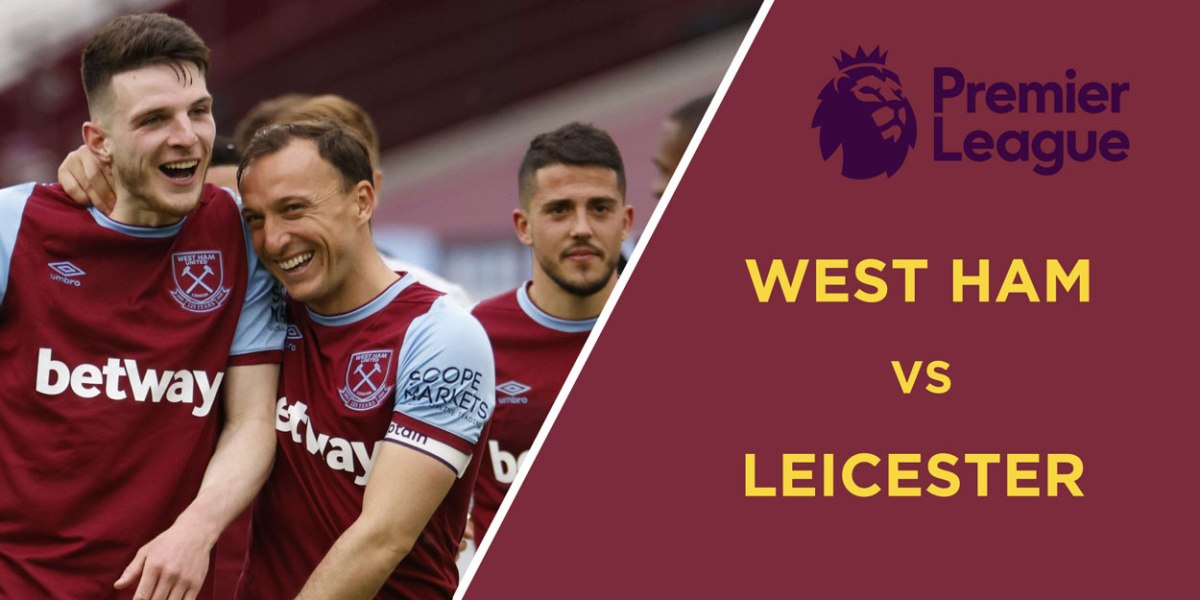 The Joy Of Six: West Ham And Leicester Take An Early Opportunity To Check Each Other'sBalls