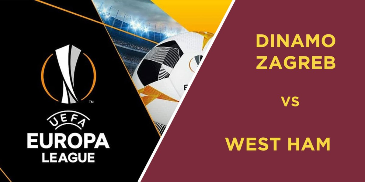 We're Going Where The Sun Shines Brightly: West Ham Kick-Off Their European Adventure Against DinamoZagreb